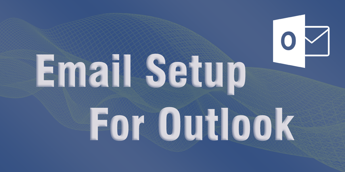 email set up outlook