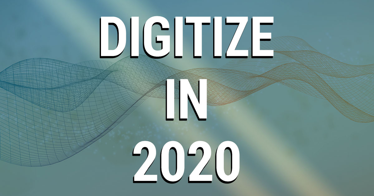 digitise 2020 cover